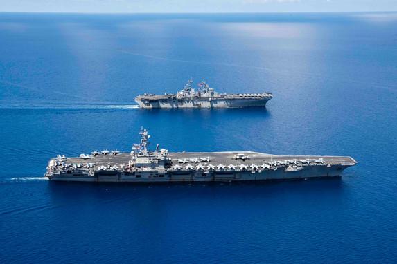 (圖/U.S. Indo-Pacific Command)