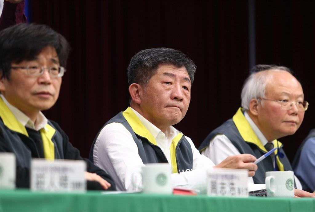 陳時中表示選了國籍就要承擔