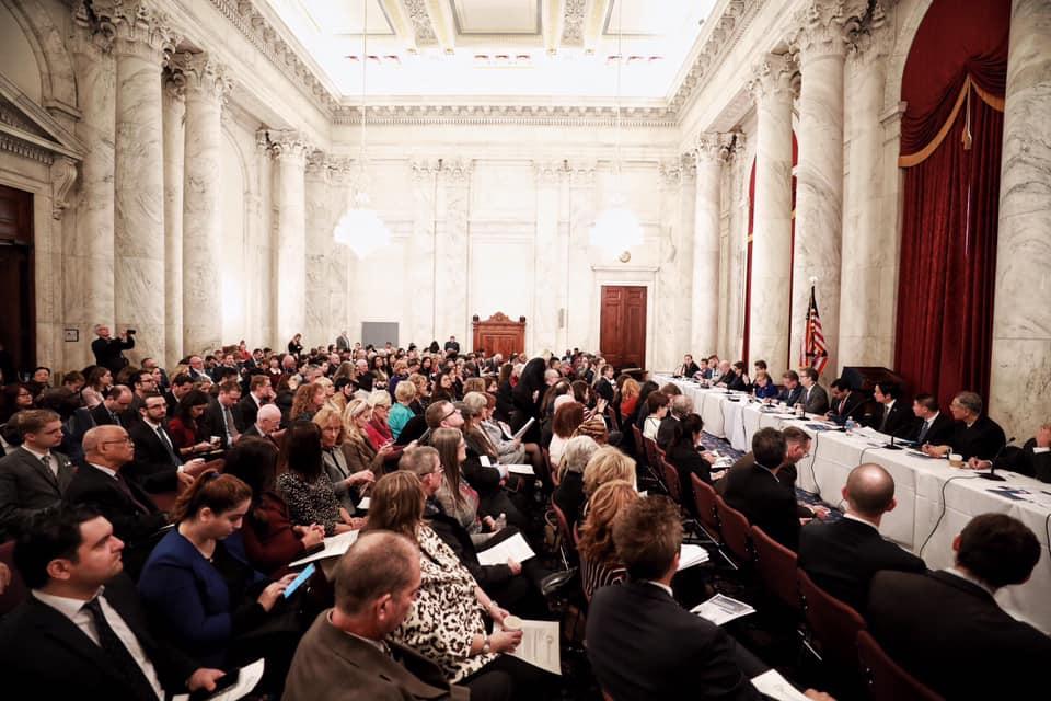 賴清德在美國出席國際宗教自由圓桌會議