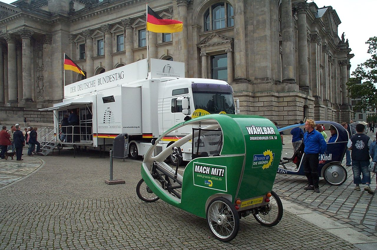 德國綠黨(圖/CC BY-SA 3.0)
