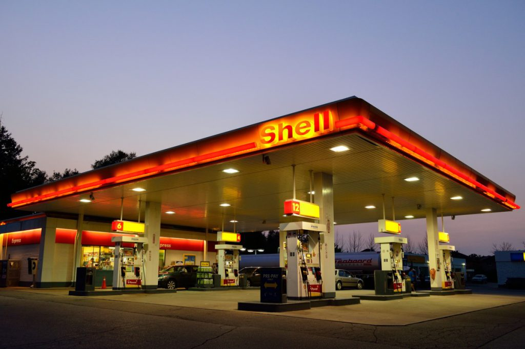 加油站(圖/pxhere)