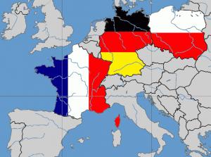 威瑪三角 Weimar Triangle(圖/David Liuzzo, New European/CC BY-SA 3.0)
