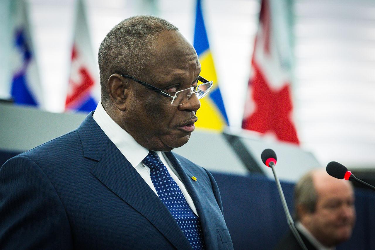 馬利現任總統伊布拉辛.布巴卡.凱塔(Ibrahim Boubacar Keïta)(圖/Photo Claude TRUONG-NGOC/CC BY-SA 3.0)