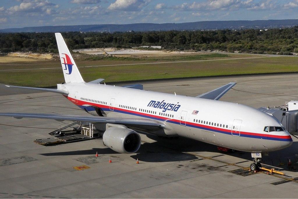 馬來西亞航空MH17號失事班機(圖/Darren Koch)