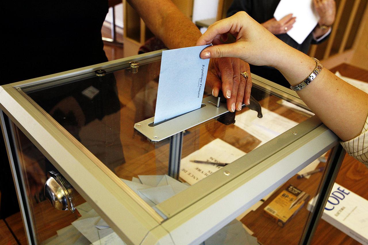 選舉、投票、法國(圖/Rama/CC BY-SA 2.0 FR)