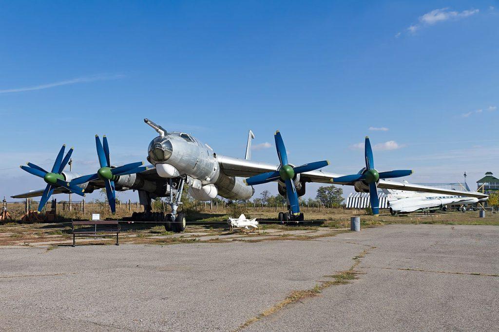 俄羅斯 Tupolev Tu-142 MK 轟炸機(圖/Igor Bubin)