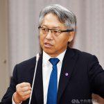 廖俊智表示,中研院的名稱更改涉及國家定位,並非中研院片面可以決定。