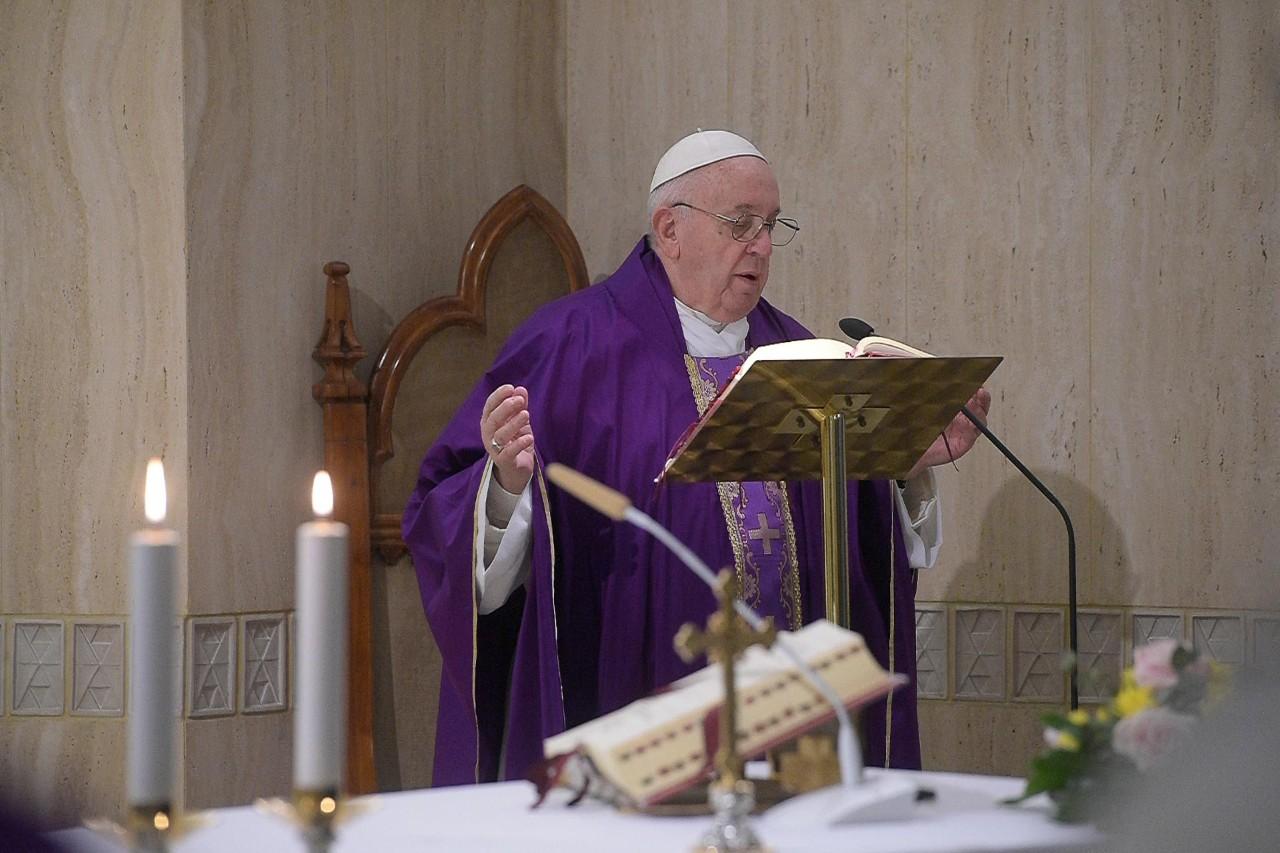 教宗方濟各(圖/Vatican News臉書)
