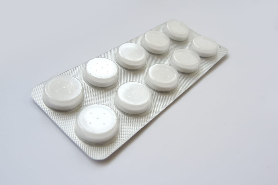 藥片(圖/peakpx)