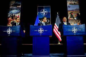NATO(圖/美國國防部)