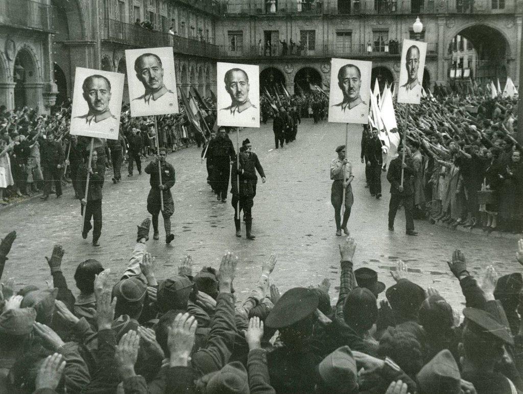 西班牙佛朗哥時期(圖/CC0 1.0)