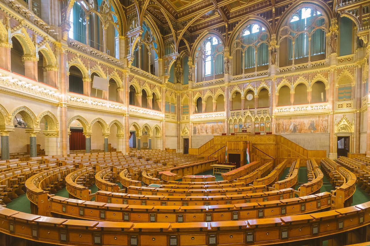 匈牙利國會(圖/Wei-Te Wong/CC BY-SA 2.0)