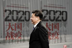 《大國戰疫》宣揚習近平領導下的中國政府如何對抗武漢肺炎疫情