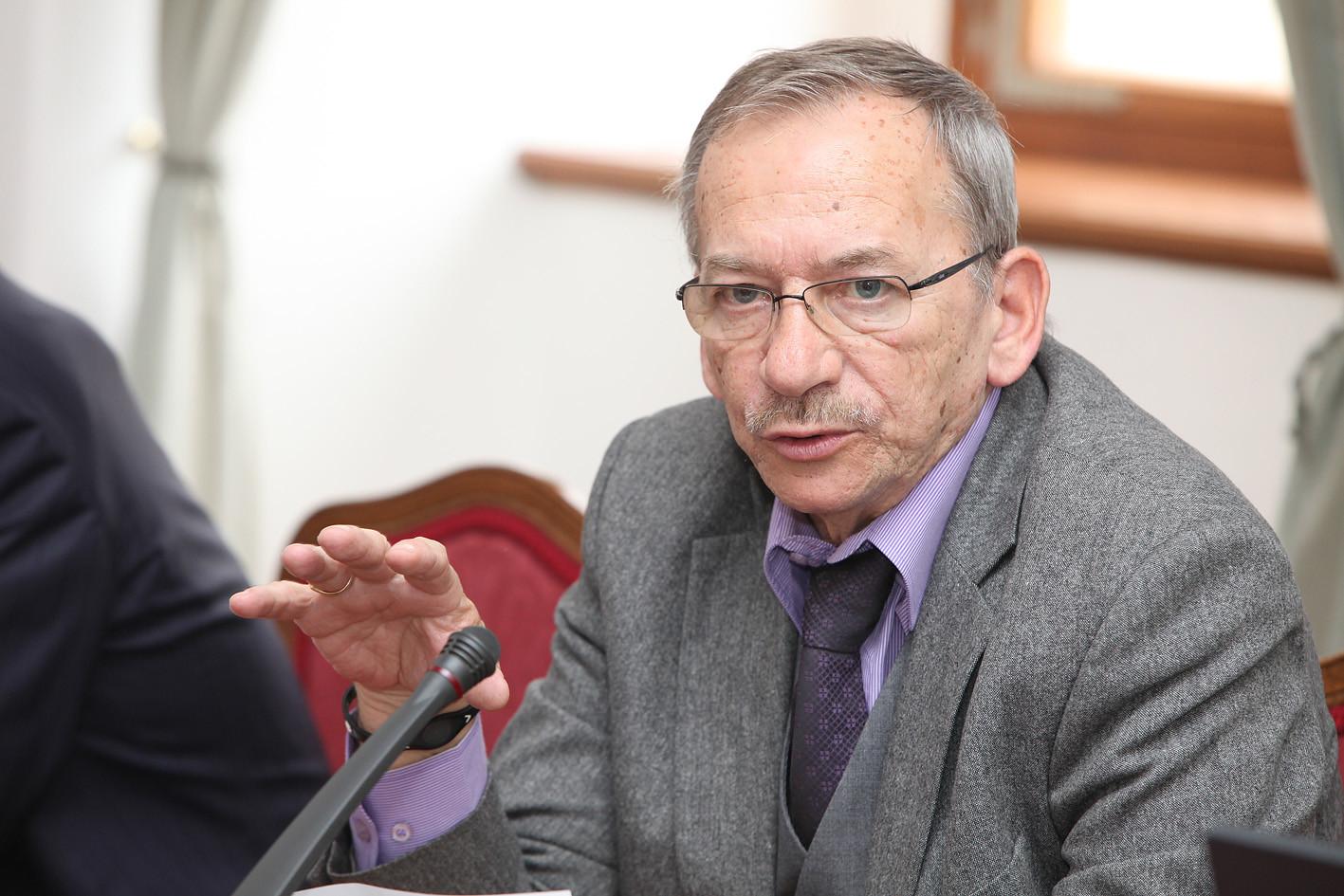捷克參議院議長柯佳洛(Jaroslav Kubera)(圖/Občanská demokratická strana/CC BY 2.0)