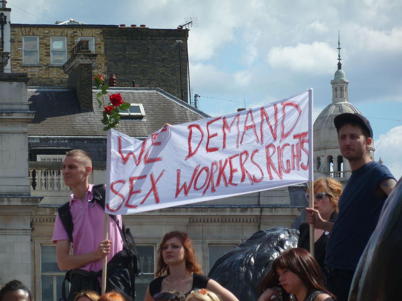 歐洲性工作者陷入困境要求勞工權(圖/msmornington/CC BY-SA 2.0)