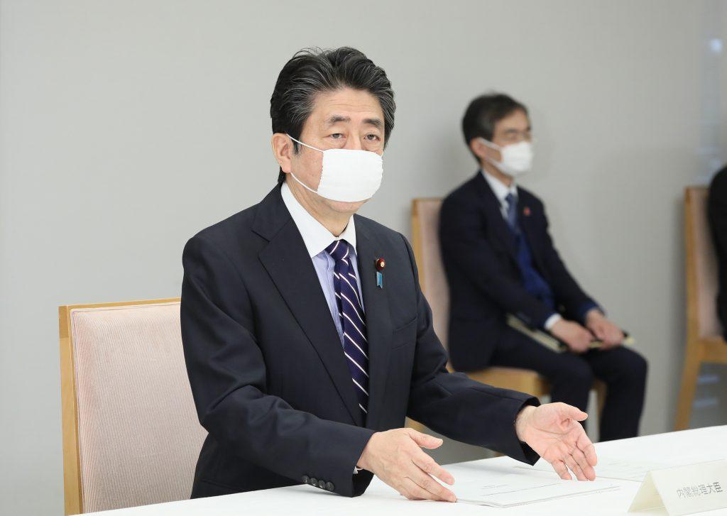 日本首相安倍晉三(圖/首相官邸)