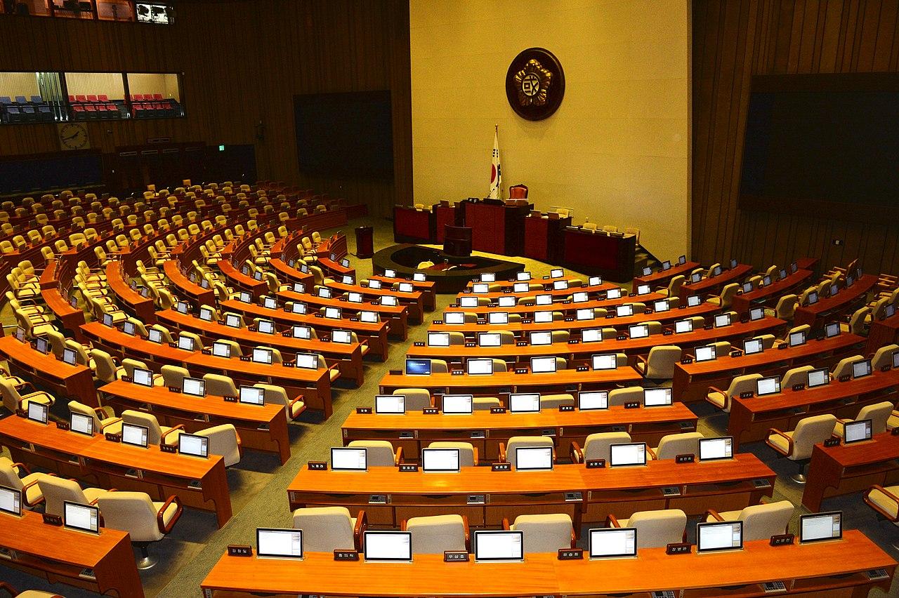 韓國國會(圖/서울특별시 소방재난본부/CC BY-SA 4.0)