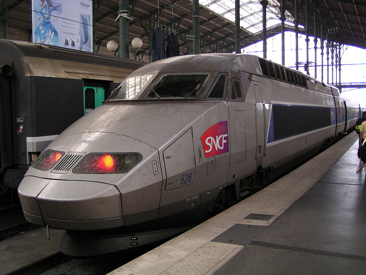 法國國鐵 SNCF(圖/CC BY-SA 3.0)