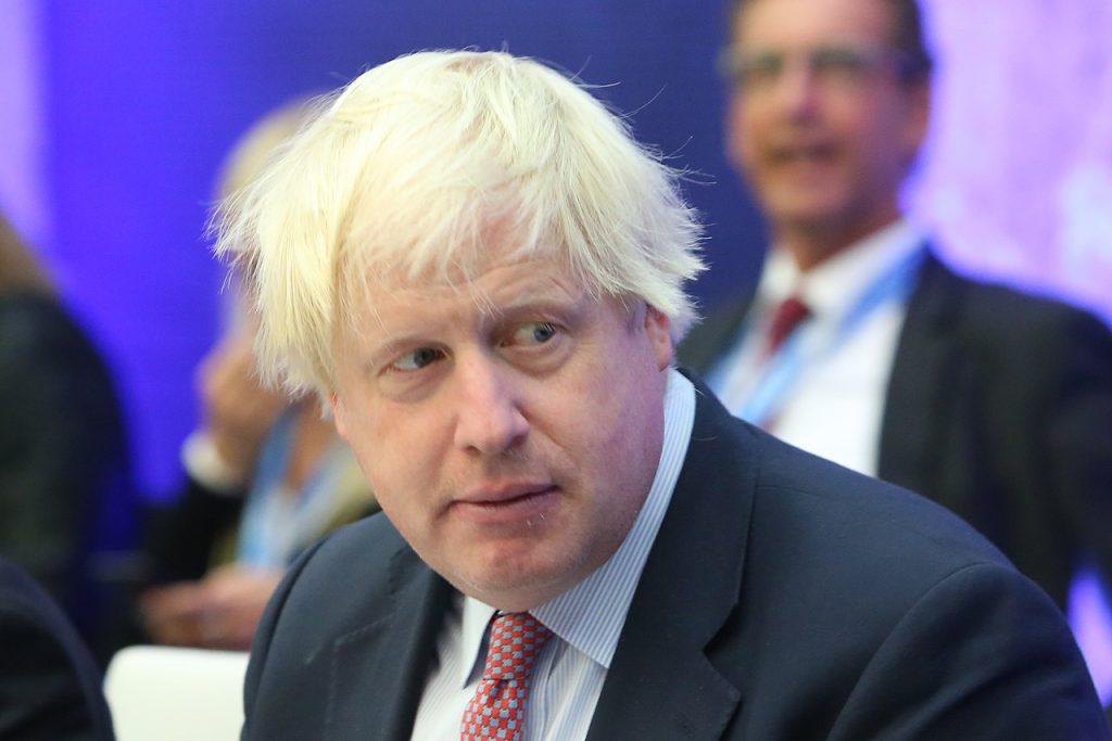 英國首相強森(Boris Johnson)(圖/EU2017EE Estonian Presidency/CC BY 2.0)