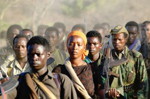 歐羅莫解放軍(Oromo Liberation Army)(圖/Jonathan Alpeyrie/CC BY-SA 3.0)
