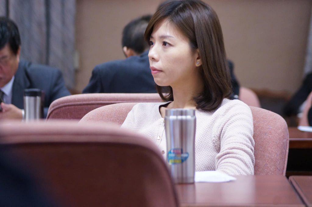前任立法委員、現任立法院院長辦公室機要顧問洪慈庸