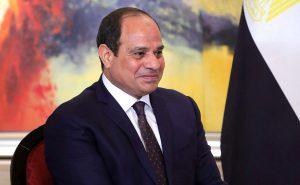 埃及總統塞西(Abdel Fattah al-Sisi)(圖/Official Internet Resources of the President of Russia/CC BY 4.0)