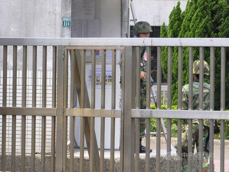 陸軍269旅黃姓中尉排長自殺身亡