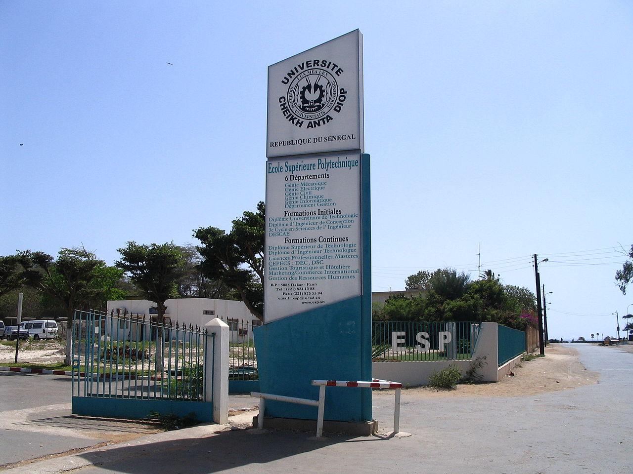 塞內加爾菁英理工學院(Ecole Supérieure Polytechnique)(圖/Nathysy/CC BY-SA 3.0)
