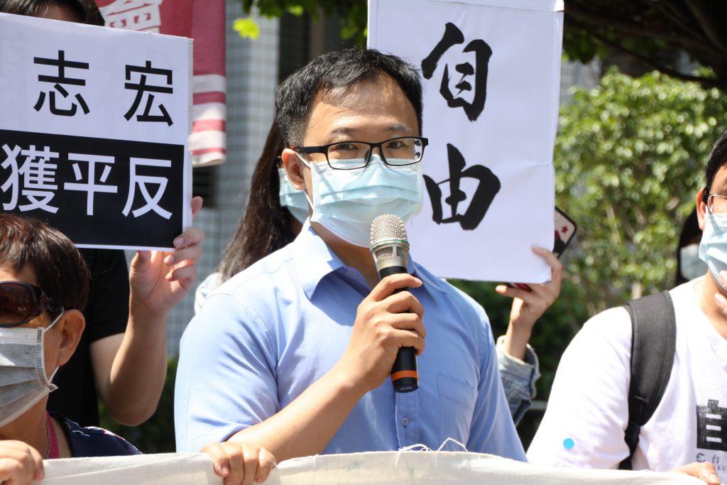 涂欣成律師:謝志宏追求清白二十年,終獲無罪