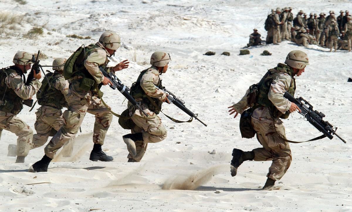 軍隊、戰爭(圖/pxhere)