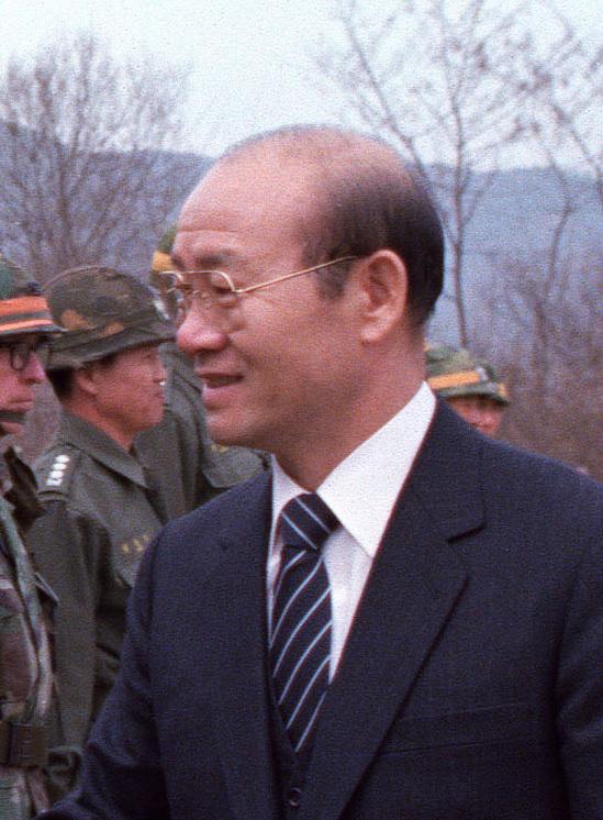 1983年全斗煥(圖/AL CHANG/公共領域)