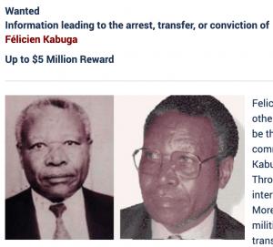 盧安達種族屠殺主謀之一的卡布加(Felicien Kabuga)(圖/美國聯邦政府)
