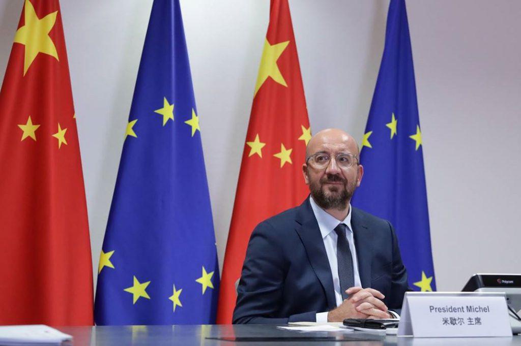 歐洲理事會主席米歇爾(Charles Michel)(圖/歐盟理事會)