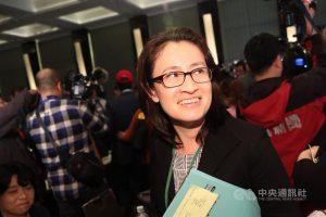 蕭美琴將出任駐美代表