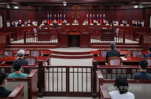 司法院大法官將於6月30日針對黨產條例是否違憲,召開言詞辯論庭。