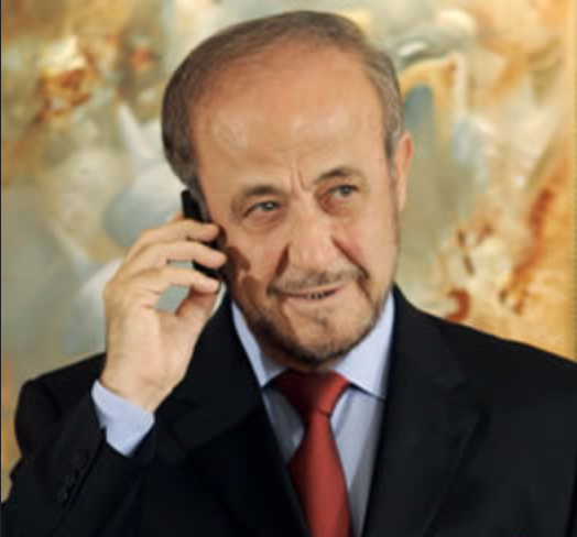 Rifaat al-Assad(圖/Rifaat al-Assad推特)