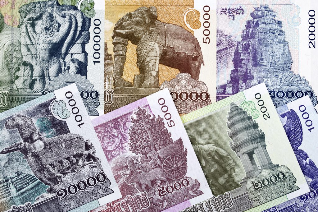 Cambodian money a business background