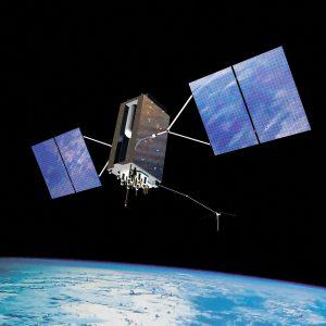 GPS(圖/USAF/公有領域)