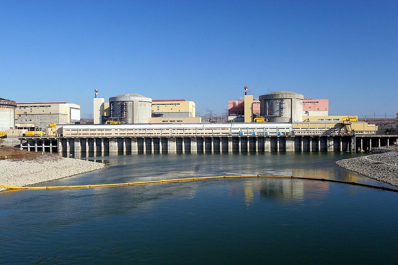 切爾納沃達(Cernavoda)核電廠(圖/RizeaLavinia/CC BY-SA 4.0)
