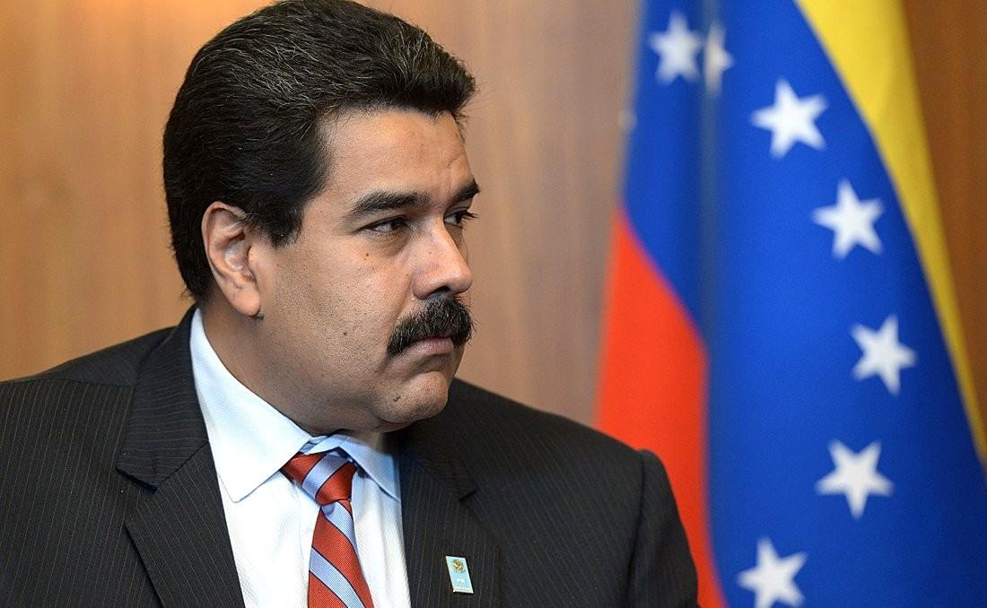 委內瑞拉總統馬杜洛(Nicolas Maduro)(圖/克里米林宮)