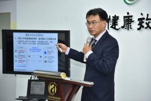 農委會主委陳吉仲強調,一定會捍衛農民用水權益