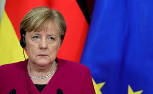 Angela Merkel 梅克爾(圖/Russian Presidential Executive Office/CC BY 4.0)