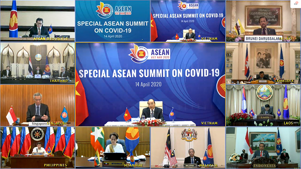 ASEAN-SUMMIT(圖/ASEAN)