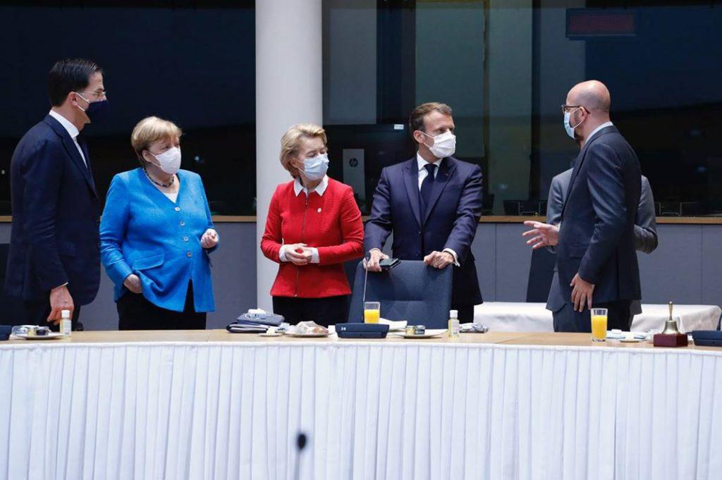 戰南北!歐盟疫後復甦方案陷入南北對抗僵局(圖/歐盟理事會)