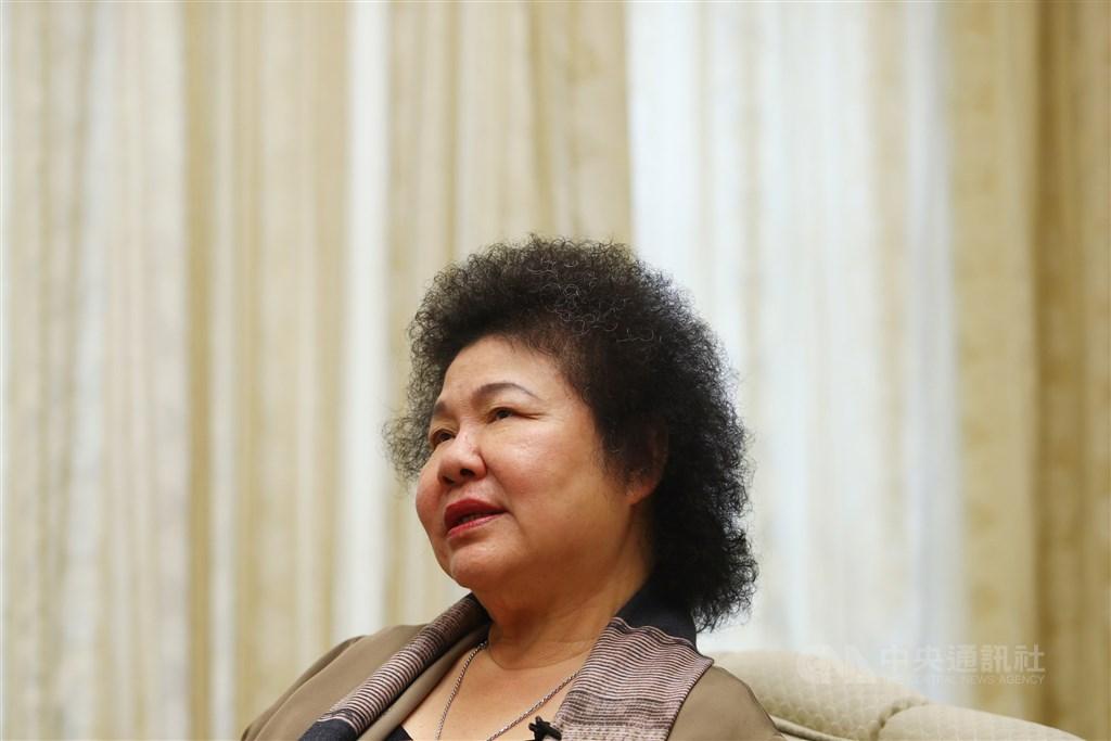 前總統府秘書長陳菊17日獲立法院同意出任監察院長,她表示,未來監察院會更超然、更公正,國家人權委員會也將成為國家的「良心」。