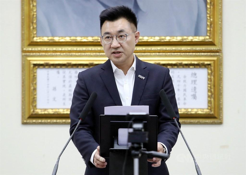 國民黨主席江啟臣表示,結果早就預期,這也證明一件事,政府不只違法,連違憲的事情都做得出來。