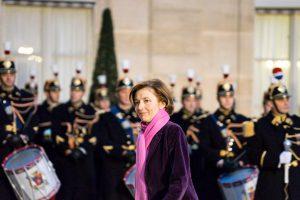 法國國防部長帕利(Florence Parly)(圖/Jacques Paquier/CC BY 2.0)