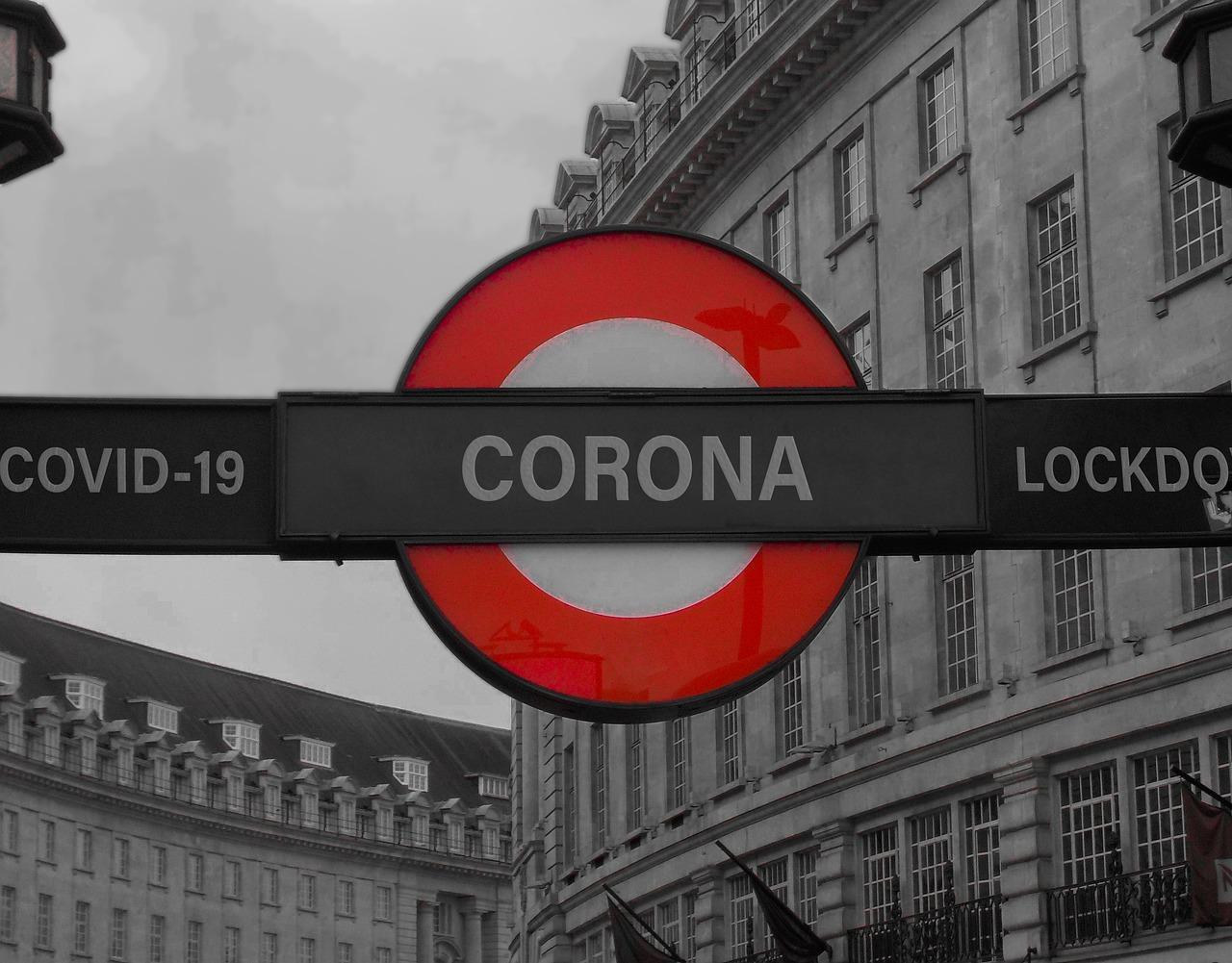 倫敦、武漢肺炎(圖/pixabay)