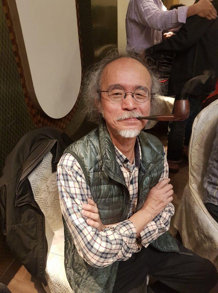 《獨立革命的世界史》作者楊碧川。
