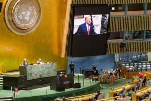 Trump UN 川普 聯合國(圖/UN)